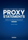 The Handbook for Reading and Preparing Proxy Statements: A Guide to the SEC Disclosure Rules for Executive and Director Compensation, 6th Edition Cover Image