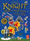 Knight Sticker Activity Book (Scribblers Sticker Activity Book) Cover Image