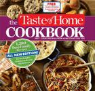 The Taste of Home Cookbook: 1,380 Busy Family Recipes for Weeknights, Holidays and Every Day Between Cover Image