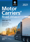 Rand McNally 2021 Motor Carriers' Road Atlas Cover Image