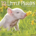 12 Little Piggies 2020 Wall Calendar Cover Image