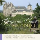Gregorian Melodies I: Gregorian Chant Cover Image