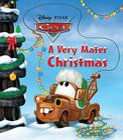 A Very Mater Christmas (Disney/Pixar Cars) Cover Image