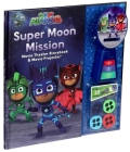 PJ Masks: Super Moon Mission Movie Theater & Storybook (Movie Theater Storybook) Cover Image
