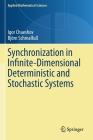 Synchronization in Infinite-Dimensional Deterministic and Stochastic Systems (Applied Mathematical Sciences #204) Cover Image