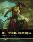 Sci-Fi & Fantasy Oil Painting Techniques (Patrick J. Jones) Cover Image