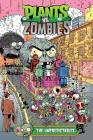 Plants vs. Zombies Volume 20: The Unpredictables Cover Image