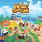 Animal Crossing: New Horizons 2022 Wall Calendar Cover Image