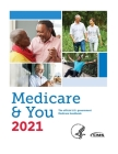Medicare & You 2021: The official U.S. government Medicare handbook Cover Image