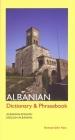 Albanian-English/English-Albanian Dictionary and Phrasebook (Dictionary & Phrasebooks Backlist) Cover Image