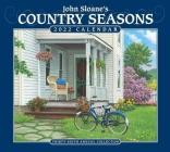 John Sloane's Country Seasons 2022 Deluxe Wall Calendar Cover Image