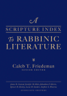 A Scripture Index to Rabbinic Literature Cover Image