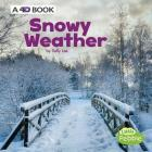 Snowy Weather: A 4D Book Cover Image