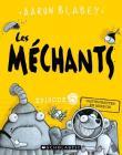 Les M?chants: N? 5 - Gaztronautes En Mission (Les Mechants #5) Cover Image