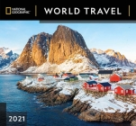 Cal 2021- National Geographic World Travel Wall Cover Image