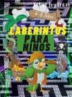 Laberintos Para Niños 4 - 8 Años: Increíble libro de actividades de laberintos 108 páginas │ Cuaderno de Laberintos para niños con juegos desafi Cover Image