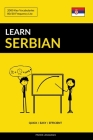 Learn Serbian - Quick / Easy / Efficient: 2000 Key Vocabularies Cover Image