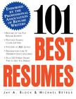 101 Best Resumes: Endorsed by the Professional Association of Resume Writers (Practical Flying) Cover Image