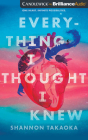 Everything I Thought I Knew Cover Image