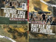 The Split History of the Battle of Fort Sumter: A Perspectives Flip Book (Perspectives Flip Books: Famous Battles) Cover Image