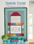 Changing Seasons: 17 Embroideries to Mix and Match Cover Image