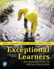 Exceptional Learners: An Introduction to Special Education Cover Image