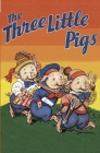 The Three Little Pigs (Book-Children's) Cover Image