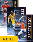 Star Athletes (Set of 6) Cover Image