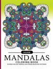 Square Mandala Coloring Book: An Coloring Book for Adults Cover Image
