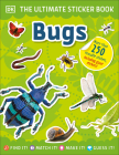The Ultimate Sticker Book Bugs Cover Image