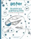 Harry Potter Magical Artifacts Poster Coloring Book Cover Image