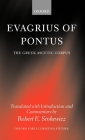 Evagrius of Pontus: The Greek Ascetic Corpus (Oxford Early Christian Studies) Cover Image