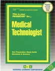 Medical Technologist: Passbooks Study Guide (Career Examination Series) Cover Image