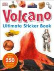 Ultimate Sticker Book: Volcano: More Than 250 Reusable Stickers Cover Image