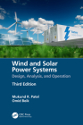 Wind and Solar Power Systems: Design, Analysis, and Operation Cover Image