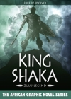 King Shaka: Zulu Legend (African Graphic Novel) Cover Image