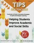 Helping Students Improve Academic and Social Skills: Tips for Teachers Cover Image