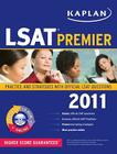 Kaplan LSAT 2011 Premier with CD-ROM Cover Image