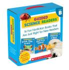 Guided Science Readers Parent Pack: Level B: 16 Fun Nonfiction Books That Are Just Right for New Readers Cover Image