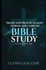 Praise And Prayer Against Despair And Unbelief: Using the Book of JOB Bible Study Cover Image