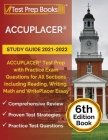 ACCUPLACER Study Guide 2021-2022: ACCUPLACER Test Prep with Practice Exam Questions for All Sections Including Reading, Writing, Math and WritePlacer Cover Image