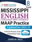 Mississippi Academic Assessment Program Test Prep: MAAP Study Guide Cover Image