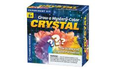 Grow a Myst-Color Crystal (Signature) Cover Image