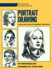 Portrait Drawing: A Step-By-Step Art Instruction Book Cover Image