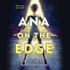 Ana on the Edge Lib/E Cover Image