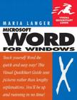 Microsoft Office Word 2003 for Windows: Visual QuickStart Guide (Visual QuickStart Guides) Cover Image