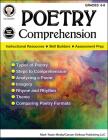 Poetry Comprehension, Grades 6 - 8 Cover Image