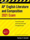 CliffsNotes AP English Literature and Composition 2021 Exam Cover Image