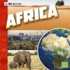 Africa: A 4D Book Cover Image