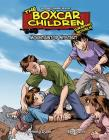 Mountain Top Mystery (The Boxcar Children Graphic Novels #15) Cover Image